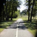 Walking Trails at Ray Trent Park
